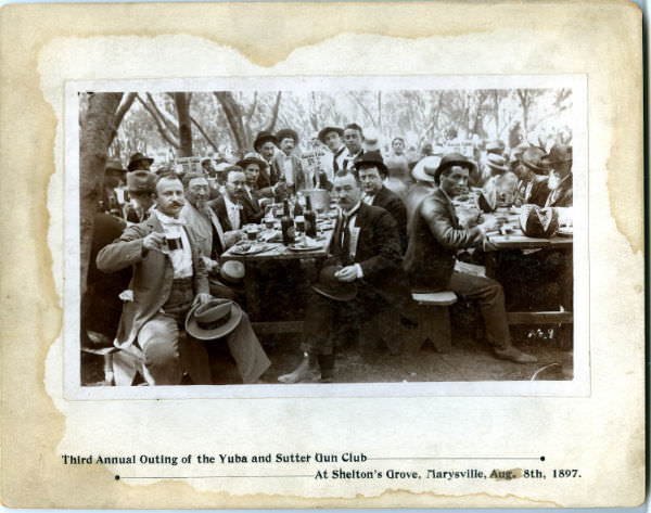 Yuba and Sutter Gun Club 1897