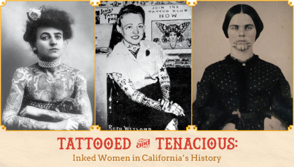 Tattooed and Tenacious poster