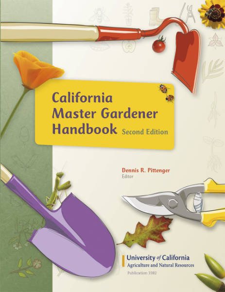 California Master Gardner Handbook <small>Second Edition</small> Book Cover