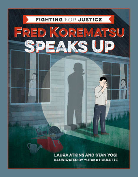 Fred Korematsu Speaks Up Book Cover