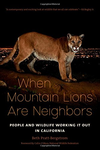 When Mountain Lions Are Neighbors Book Cover